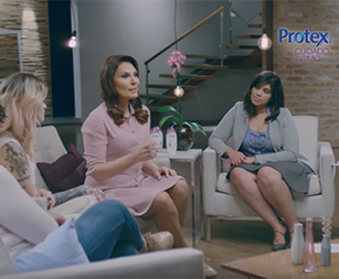 Video TVC Protex Cuidado Íntimo